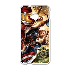 Happy Creative Capital America Design Best Seller High Quality Phone Case For HTC M7