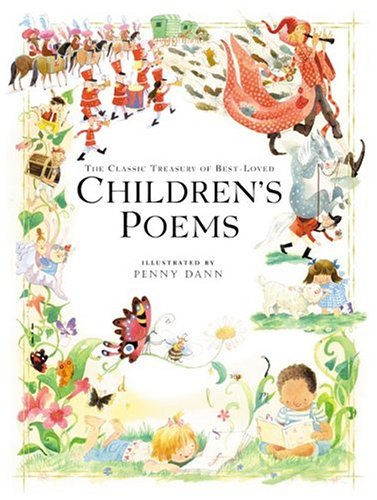 Download Classic Treasury of Best-Loved Children's Poems PDF