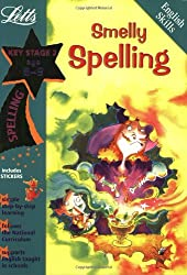 Smelly Spelling Age 8-9 (Letts Magical Skills): Ages 8-9
