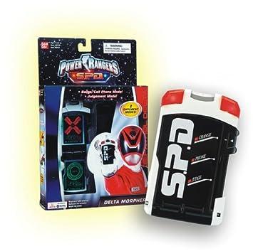 Rangers S Morper Communicator p Bandai Power dDelta 20121 XN0wOkZn8P