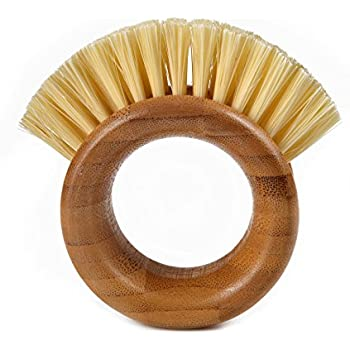 Full Circle The Ring Bamboo Vegetable Cleaning Brush