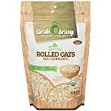 Grain Brain Organic Thick Rolled Oats (12oz) NEW PRODUCT RELEASE!!,GIVEAWAY SALE!! …