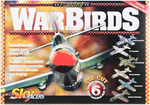 White Wings Warbirds, 6 Model Kit