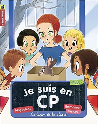 Livre gratuits en ligne Je suis en CP, Tome 12 : Le lapin de la classe pdf, epub