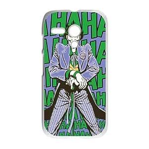 Boss Joker Classic Joker Motorola G Cell Phone Case White Delicate gift JIS_301541