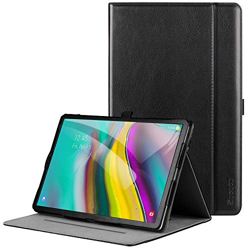 Ztotop Folio Case for Samsung Galaxy Tab S5e 10.5 Inch 2019(Model:T720/T725), Leather Folding Stand Cover with Auto Wake/Sleep, Multiple Viewing Angles for Samsung Galaxy Tab S5e Case, - Foldable Leather Cover