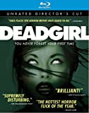 Deadgirl (Unrated Director's Cut) [Blu-ray]