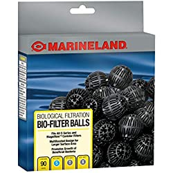 Marineland PA11486 Canister Filter Bio-Balls for C-Series Filters, 90-Count