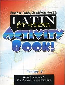 Latin for Children, Primer C Activity Book! PDF Download