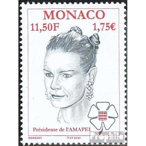 monaco 2526 (complète.Edition.) 2000 AMAPEI (Timbres pour les collectionneurs)