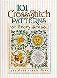 101 Cross Stitch Patterns for Every Season, Nancy Harris, 1573671134