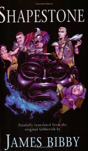 book cover of Shapestone