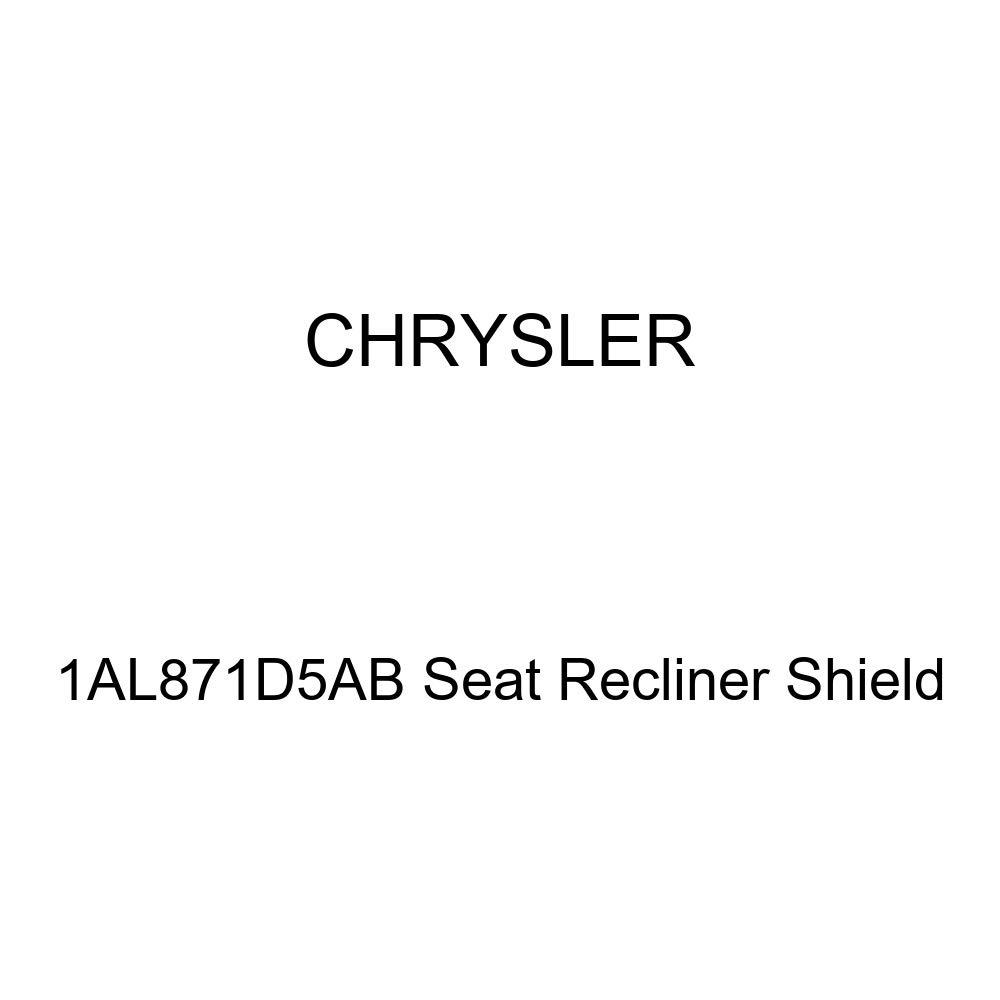 Genuine Chrysler 1AL871D5AB Seat Recliner Shield