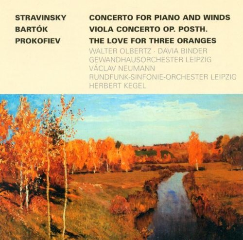 The Love for 3 Oranges Suite, Op. 33bis: VI. The ()
