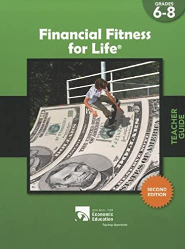 amazon com financial fitness for life teacher guide grades 6 8 rh amazon com Choice Financial Fitness financial fitness for life teacher guide grades 9-12 pdf