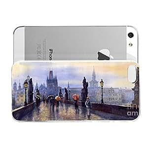 Case for iPhone 5/5s Architecture Prague Charles Bridge