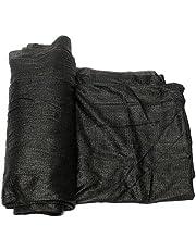شبك تظليل أسود 24 متر مربع - 6متر طول فى 4متر عرض تظليل بنسبة 65 بالمائه