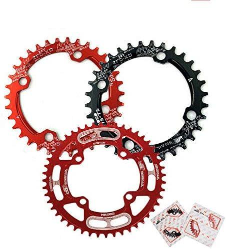 Crankset 32-52T 104BCD 170mm Narrow Wide Chainring MTB Bike Crank Chainwheel CNC