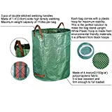 Gardzen 3-Pack 80 Gallon Garden Bag - Reuseable