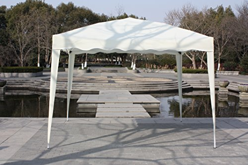 10×10-Instant-Cream-White-POP-UP-Outdoor-Canopy-Party-Wedding-Portable-Tent-Gazebo-Pavilion