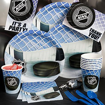 NHL Hockey Party Pack