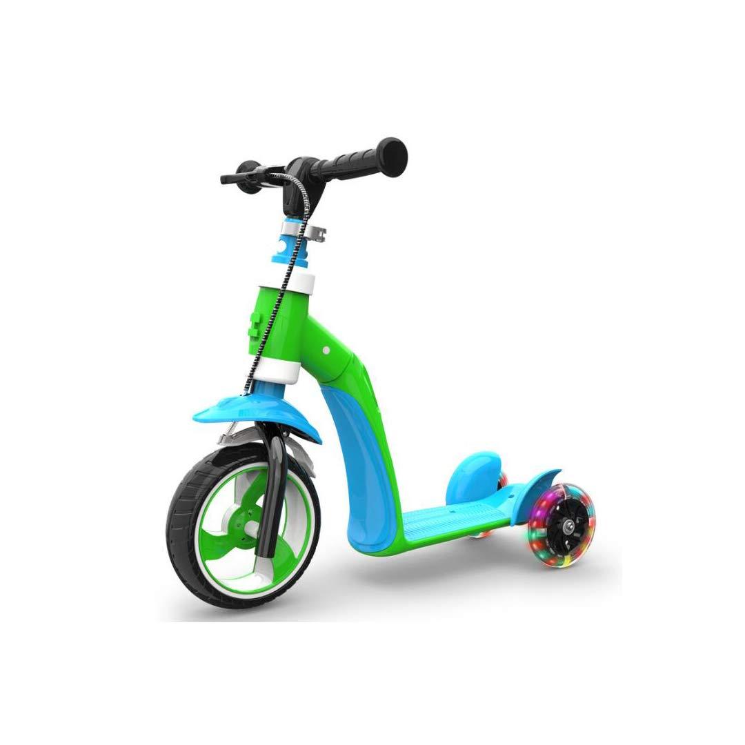 流行 TLMYDD 子供の2-1 B07NMMJRQH - 1スクーター1-2 D - 3歳の赤ちゃんがスライド多機能三輪非フラッシュスライドに座ることができます : 子供スクーター (色 : A) B07NMMJRQH D D, オオヤマザキチョウ:e7bf1617 --- a0267596.xsph.ru