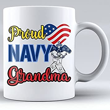 Amazon Proud Navy Grandma