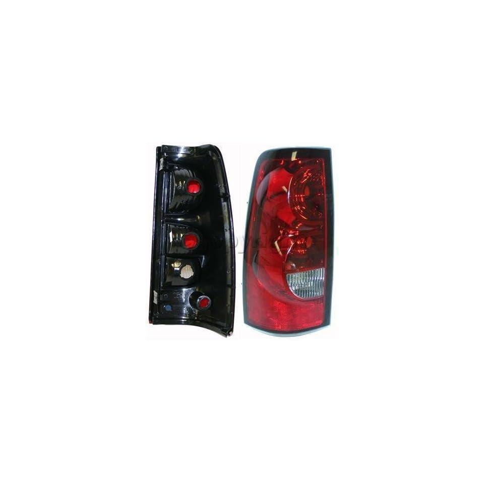 TAIL LIGHT chevy chevrolet SILVERADO PICKUP 04 05 lamp lh truck