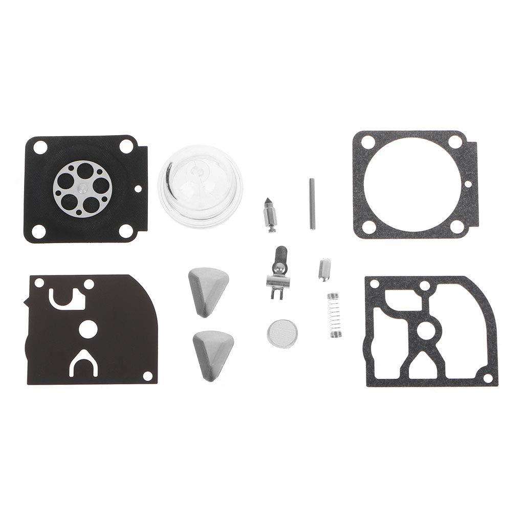 Manyo Trimmer Scie à Chaîne RB-100 Kit de Réparation de Carburateur Joint de Diaphragme pour HS45