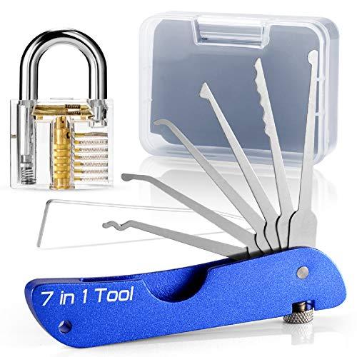 Lock Furniture Hardware Set Multi-Function Tool