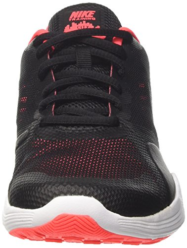 Nike Damen Wmns City Trainer Gymnastikschuhe Schwarz (Black/mtlc Cool Grey/solar Red)