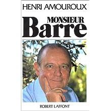 Monsieur Barre