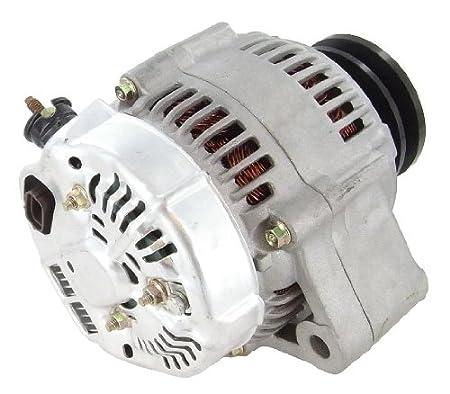NEW ALTERNATOR FITS 6LP YANMAR MARINE ENGINES DENSO 80A 101211-9940 119773-77200