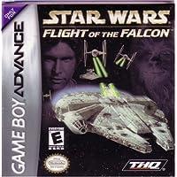 La guerra de las galaxias: el vuelo del halcón