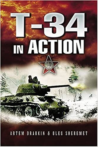 Book T-34 in Action