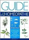 Guide de l'homéopathie par Pacaud