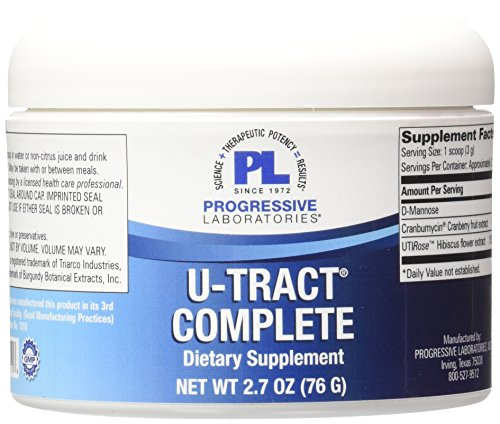 Progressive Labs U-Tract Complete Supplement, 2.7 ounce