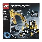 LEGO-Technic-Excavator-by-LEGO