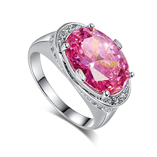 Psiroy-925-Sterling-Silver-Elegant-Oval-Pink-Topaz-Gemstone-Filled-Ring-for-Women