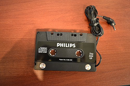 Philips PH2050W Cassette Adapter
