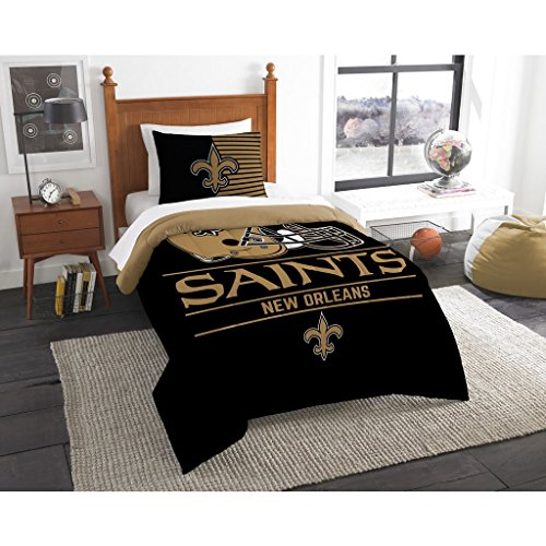 New Orleans Saints Twin Comforter - 8