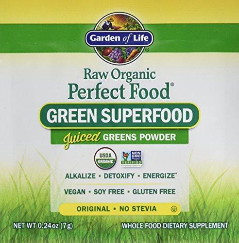 Garden Life Vegan Superfood Powder