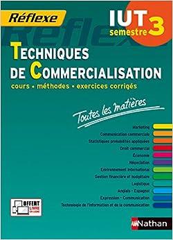 Techniques de Commercialisation – S3 - Toutes les matières