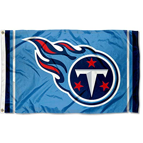 Tennessee Titans Nfl End - WinCraft Tennessee Titans Large NFL 3x5 Flag
