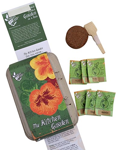 Kitchen Garden Heirlooom Seed Kit