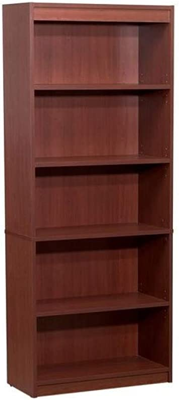 "Amazon.com: Bestar Bookcase 29 1/2"" X 11 5/8"" X 72"" Three Shelves"