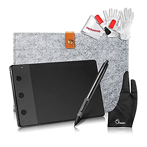 Huion H420 USB Graphics Drawing Tablet Board Kit (Tablet Computers)