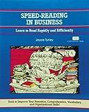 Speed Reading in Business, Joyce Turley, 0931961785