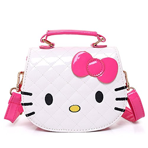 Cute Girl Purses And Handbags Korean Cartoon Bags Leather Bag Handbag style03
