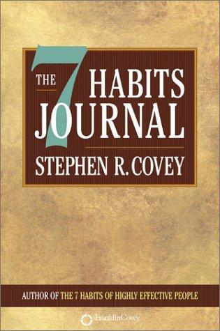 Download The 7 Habits Journal Book Pdf Audio Id Mje3rkn